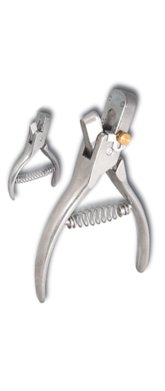 Ear Marking Pliers