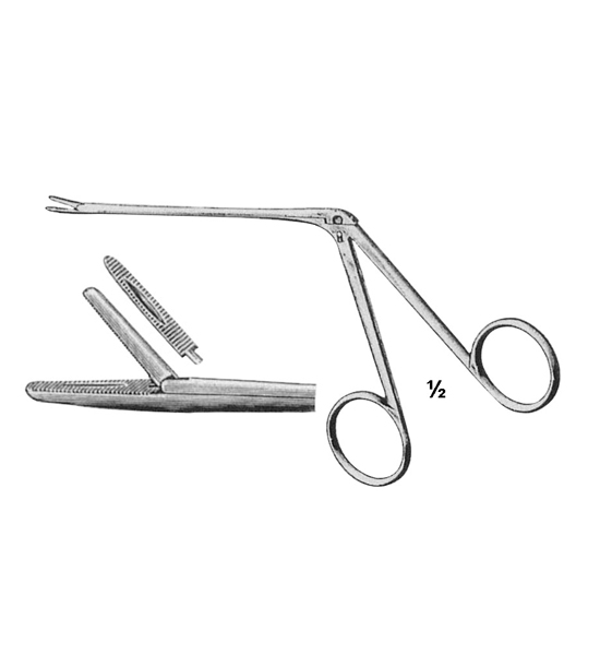 Ear Polypus Forceps