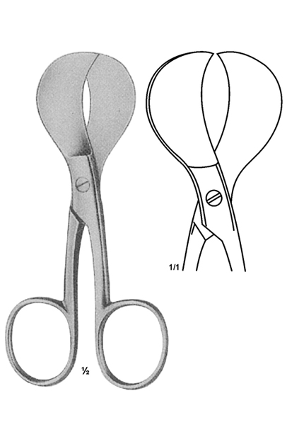 Umbilical Scissors