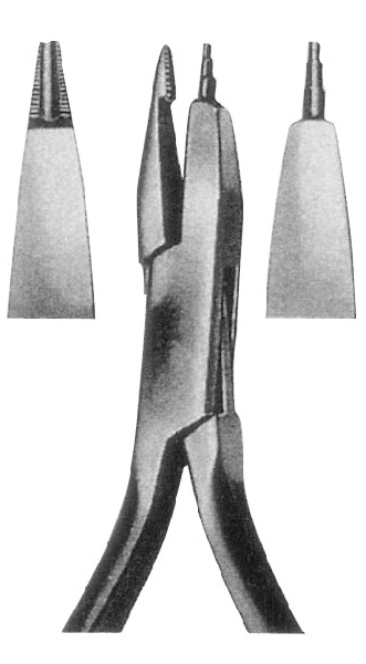 Pliers for Orthodontics & Prosthetics